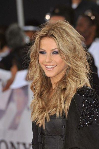 Dark Hair Blonde Tips Dark Brown Hair With Blonde