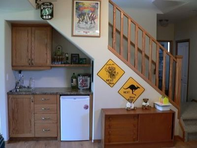 Basement Idea Mini Bar Under Stairs For The Home Juxtapost