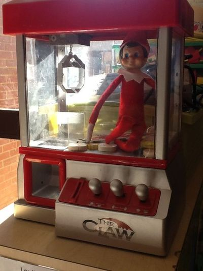 Classroom Elf Ideas ~ Classroom elf on the shelf ideas preschool items juxtapost