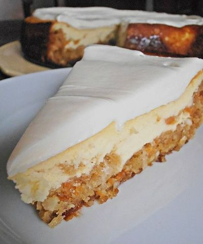 �™��™� Carrot Cake Cheesecake recipe �™��™�