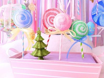 """Photo 1 of 12: Christmas/Holiday """"A Glittery Christmas Candy Land"""" 
