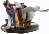 The Rescuers - Orville, Bernard and Bianca - Walt Disney Classics Collection - World-Wide-Art.com - $399.00 #WDCC #Disney