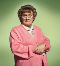 Mrs Brown! <3