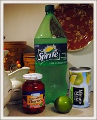 Recipe for Sonic Cherry Limeade - Click image to find more popular drink pins