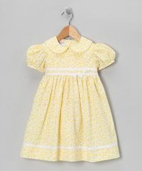This is the dress my little-girl-self would have died to have worn.