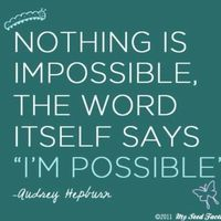 Its your possible
