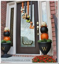 DIY:: Fall Front Porch How To by