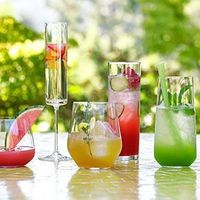 Wow 'em summer cocktails! Click for recipes.