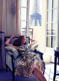 �€˜The Age of Opulence' Alexina Graham by Troyt Coburn for Marie Claire Australia October 2012 Stylist: Kate Harrowsmith Hair: vincent de moro Make-up: Anne-Caroline Ayot