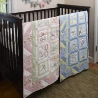 Sugar Biscuits - Free Baby Quilt Pattern
