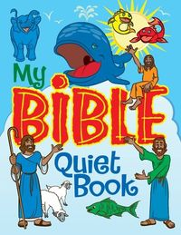 Bible quiet book. Great for primary and church.