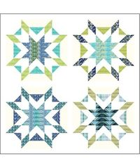 Happy Quilting: Starburst Quilt-A-Long - Intro, Fabric, and Prizes