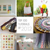 Top 100 Tutorials of 2012