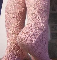 Esther Socks by Stephanie van der Linden #knit #free pattern