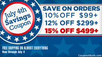 Musicians Friend 4th of July Sales Event