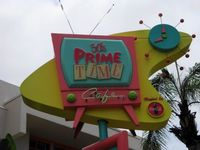 50's Prime Time Cafe - Disney's Hollywood Studios may be the smallest of the theme parks, but it is home to one of the best-themed restaurants in all of Disney World. The 50's Prime Time Café is a nostalgic tour back to the 1950s, a time ...