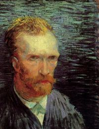 Self-Portrait, 1887 Vincent van Gogh