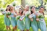 Send this picture text to the groom before the wedding... cute!