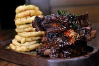 Here's How To Make Jägermeister Black Cherry Ribs