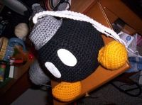 Bob-omb Bags... now with (free) basic pattern! - CROCHET