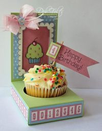 With a Stamp and a Song: Cupcakes and Candles