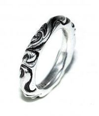 5e024f4dd9be 2013 Chrome Hearts Silver Rings For Sale
