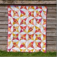 Kaleidoscope Quilt by Samantha/Making Life Prettier
