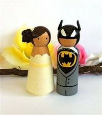 For the Batman-loving couple.