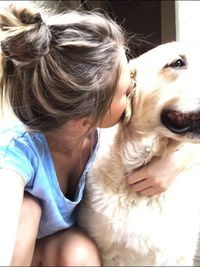 forget diamonds...a dog is a Southern girl's best friend. :)