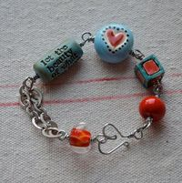 LOVE this! LOVE by LoreleiEurtoJewelry on Etsy, $49.00