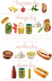 Hot Dog Recipes!