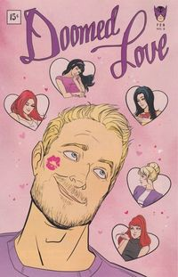 """Love Annie Wu's """"Romance comic"""" alt. covers For Hawkeye #8 (check the link for more). Spiffy!"""