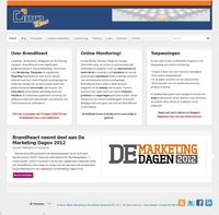 Business / Social Media Monitoring Tool >> Social Media Monitoring --> http://brandreact.nl