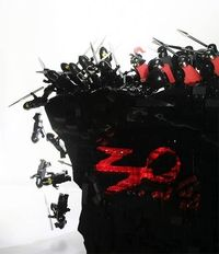 #Lego #Remake of #300