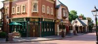 Rose & Crown - another favorite. Fish & Chips. Good Beer and excellent atmosphere. #EPCOT