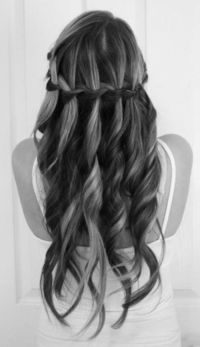 Bridal hair styles - braid and the Grecian - Click image to find more Wedding & Events Pinterest pins