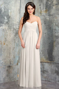 Style 555: Bridesmaids, Prom, Special Occasion & Evening: Bari Jay and Shimmer- Basic, but good.