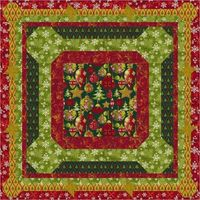 Free Quilting Pattern: Warmth of Home Quilt