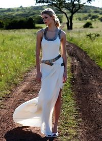 Amanda Wakeley wedding dresses (via
