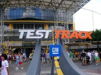 Test Track. My very favorite ride!!
