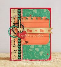 Pickled Paper Designs: January Card Kitchen, Part 2
