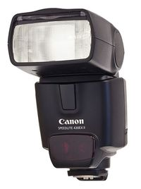 Canon Speedlite Tutorial