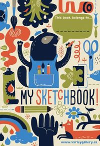 Tracy Walker Illustration - JOURNAL - A Sketchbook for the Varley