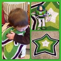 #crochet - Buzz Blanket