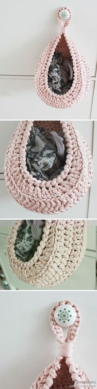 cute crochet idea, I wonder if that cat would be interested.