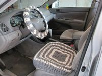 Yarn bomb your own car! Crochet Covers for Car Seat & Steering Wheel