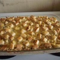 Cheesy Chicken and Rice Casserole - Click image to find more popular food & drink Pinterest pins