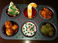 Christmas Muffin Tin!