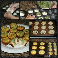 Fast ~ Easy ~ Delicious ~ Mini Quiche Poppers! Once you give these a try, you'll never buy those frozen mini quiches at the stores again!! PROMISE!