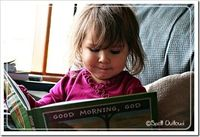 Good Morning, God by Davis Carman - cute children's book; gift idea $14.00 - coloring book available too.